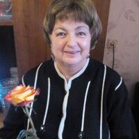 Лена, 71 год, Овен, Москва