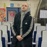 Андрей Зайцев 20 Санкт-Петербург