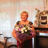 татьяна, 58 лет, Рак, Москва