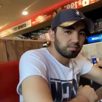 ибрагим, 30 лет, Рак, Югорск