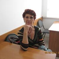 людмила, 64 года, Козерог, Астрахань