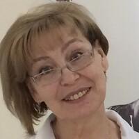 Галина, 61 год, Телец, Москва