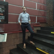 Andrey Saprikin 29 Москва