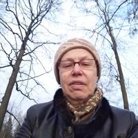 галина, 59 лет, Козерог, Санкт-Петербург