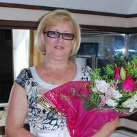 Лариса, 60 лет, Рыбы, Москва