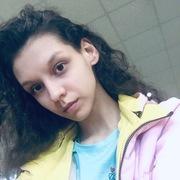 Лилия 19 лет (Водолей) на сайте знакомств Покрова