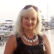 Елена 53 года (Рак) Горловка