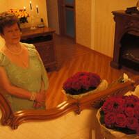 Нина, 74 года, Водолей, Зеленоград