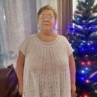 Любовь, 66 лет, Скорпион, Братск