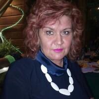 Оксана, 55 лет, Лев, Томск