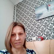Оксана Золотых 47 лет (Овен) Сокол