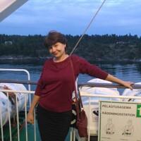 antonina, 55 лет, Водолей, Стокгольм