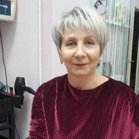 Татьяна, 55 лет, Весы, Омск