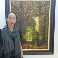 галина, 51 год, Водолей, Москва