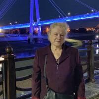 Людмила Склянова, 71 год, Дева, Анапа