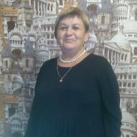 Галина, 64 года, Близнецы, Уфа