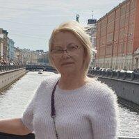 Лидия, 58 лет, Весы, Санкт-Петербург
