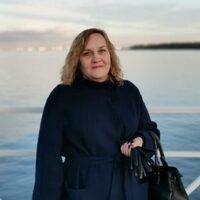 Виктория, 45 лет, Водолей, Санкт-Петербург