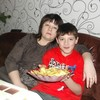 Марина Кудрявцева(Шам, 46, г.Новая Ляля