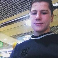 Филипп, 20 лет, Скорпион, Томск