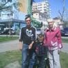 Елена и Евгений Емель, 66, г.Хадыженск