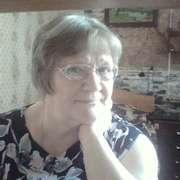 Татьяна 62 года (Телец) на сайте знакомств Кузоватова