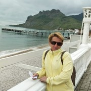Карина 47 лет (Козерог) хочет познакомиться в Туапсе
