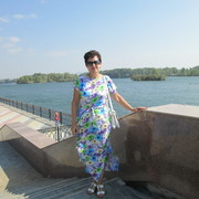 Татьяна Стрельцова 61 год (Весы) Серебрянск