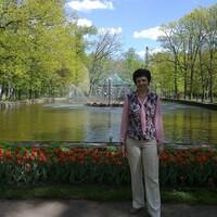 Нина, 54 года, Близнецы, Санкт-Петербург