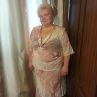 Любовь, 60 лет, Телец, Москва