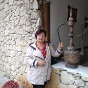 Ольга, 65 лет, Козерог