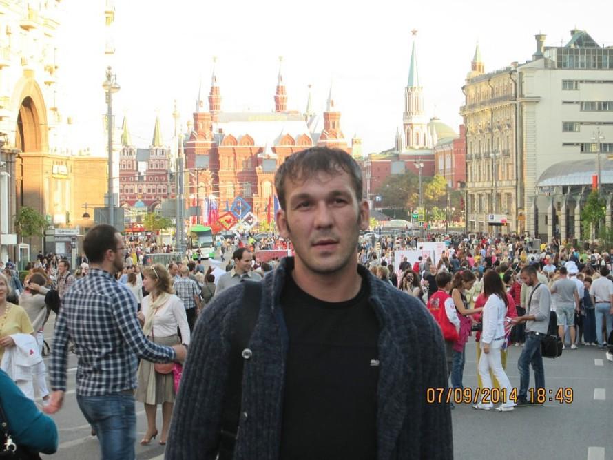 Саня Москва, 37 лет, Телец