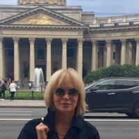 Татьяна, 52 года, Скорпион, Санкт-Петербург