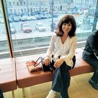 Валерия, 54 года, Телец, Санкт-Петербург