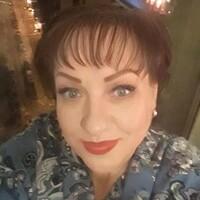 марина, 49 лет, Рак, Санкт-Петербург