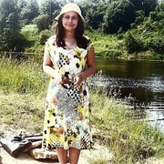 Светлана 35 лет (Овен) Кингисепп