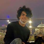 Ahmed Ayyad, 19, г.Амстердам