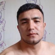 Нурилложон, 30, г.Ярославль