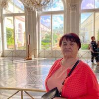 Надежда Лащевская, 76 лет, Телец, Великий Новгород (Новгород)