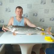 Александр, 46, г.Парабель
