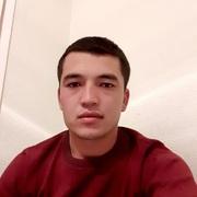 Миржалол, 25, г.Нерюнгри