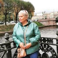Юлия Иванова, 51 год, Козерог, Санкт-Петербург