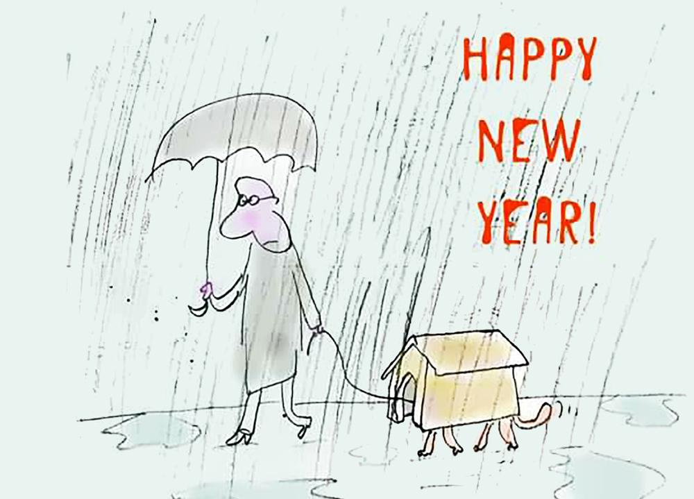 приколы про дождь в картинках зимой недорого