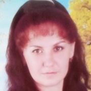 ЕЛЕНа, 43, г.Заволжье