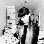 Анастасия, 17, г.Таштагол