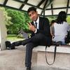 Andy Garcia, 32, Singapore