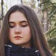 ❤️Алёночка💜, 16, г.Братск