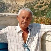 Сергей 66 лет (Водолей) Евпатория