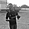 Karim Sinze, 32, Dar es Salaam