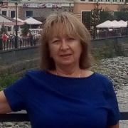 Знакомства в Мценске с пользователем Ольга 63 года (Козерог)